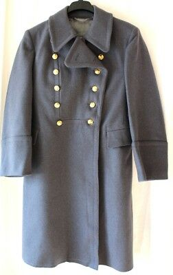 USSR Russian Military Officer Parade Overcoat -50/2 -special priced-B
