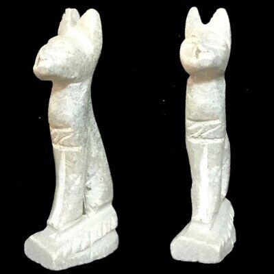 Beautiful Ancient Alabaster Stone Egyptian Amulet 300 Bc