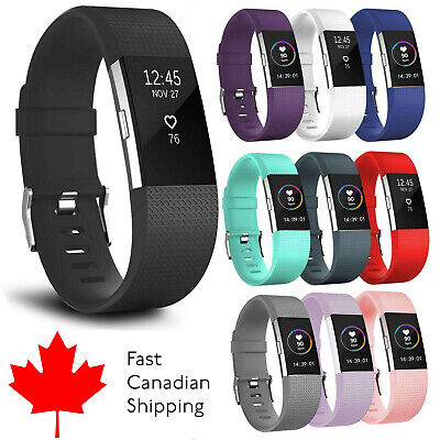For Fitbit Charge 2 Band Replacement Watch Strap Wristband Small Large