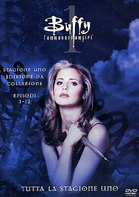 402413 495384 Dvd Buffy l'Ammazzavampiri - Stagione 01 Box Set (3 Dvd)
