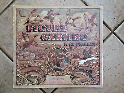 Leathercraft Book  Figure Craving By Al Stohlman - Buy It Now