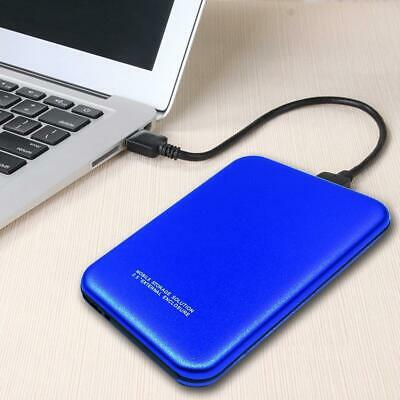 "2.5"" HDD External Hard Drive 2TB USB 3.0 SATA Portable Mobile Hard Disks New"