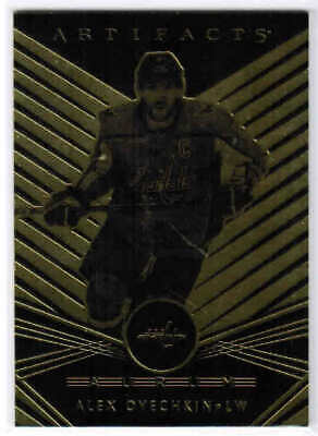 19/20 2019 UD ARTIFACTS HOCKEY AURUM INSERT CARDS (A-1 to A-48) U-Pick From List