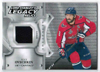 19/20 2019 UD ARTIFACTS LORD STANLEY'S LEGACY JERSEY CARDS  LSLR-XX U-Pick List