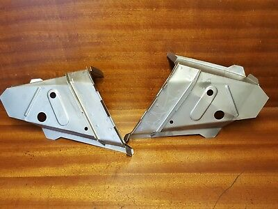 Renault 5 Gt Turbo New Front Jacking Points Near Off Side Left Right Floor Panel