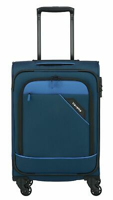 travelite carrello Derby S Blue