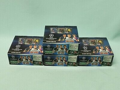 Topps Match Attax Champions League 2019/2020 4 x Display / 120 Booster 19/20