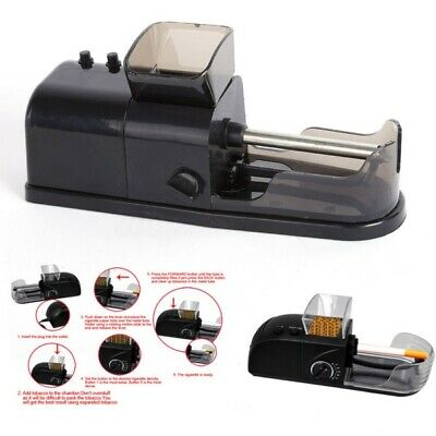 Electric Automatic Cigarette Maker Injector Rolling Machine Tobacco Roller