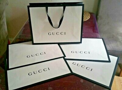 Large Gucci Gift Bags
