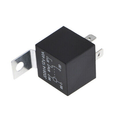 5pcs 12v 40a 5pin Waterproof Automotive Relay Normal Open For Car Bike Van Boat