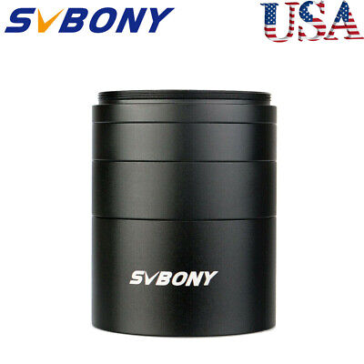 SVBONY Extension Tube Astronomical M48*0.75 5mm/10mm/15mm/30mm Metal thread US