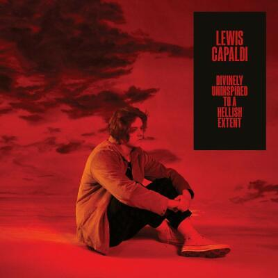 Lewis Capaldi - Divinely Uninspired To A Hellish Extent - NEW CD (sealed)