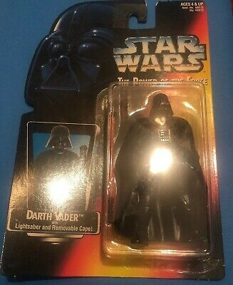 Kenner Star Wars - Darth Vader-The Power of the Force:  Kenner 1995 New Package