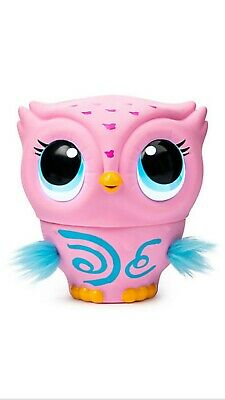 Owleez Flying Baby Owl Interactive Toy - Pink Chritsmas Must Have Toy 2019
