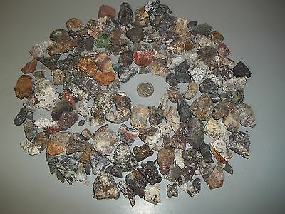 Arizona Mineral Lode Mining Specimens Silver & Gold Ore 2 Lbs. Look