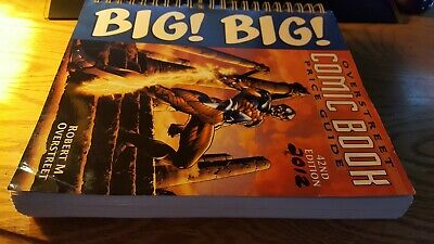 OVERSTREET Comic Book Price Guide - Big Big Spiral 42nd Edition (April, 2012)