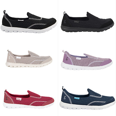 NEW Spendless Womens Cheer Exist Breathable Top Mesh Comfort Flat Walking Shoes