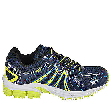 NEW Spendless Kids Boys Alyx Raider Sports Bright Lace Up Sneaker Trainer