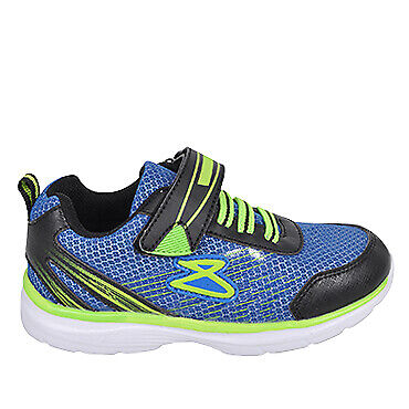 NEW Spendless Kids Boys Racer 8Mile Lace Up Sneaker Sports Trainer