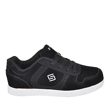 NEW Spendless Kids Boys Toby 8Mile Trainer Skate Shoe Lace Up