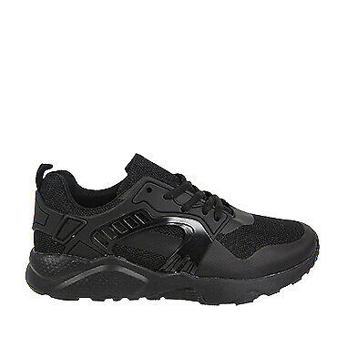 NEW Spendless Boys Index Raider Sports Lace Up Sneaker Trainer Preteen