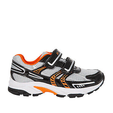 NEW Spendless Kids Boys Zoom 8Mile Touch Fastening Jogger Sneaker