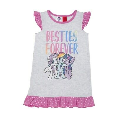 My Little Pony Girls Summer Nightie Pyjamas New with Tags various sizes