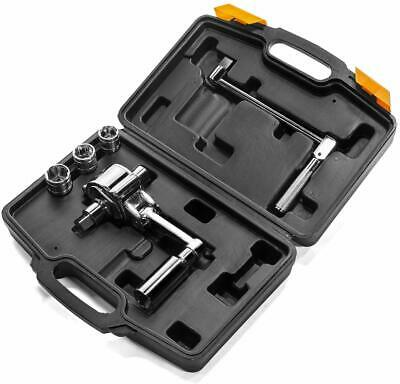 Xtremepowerus Torque Wrench Multiplier Lug Nut Labor Saving Wrench Remover Set (