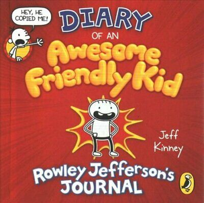 Diary of an Awesome Friendly Kid Rowley Jefferson's Journal 9780241405727