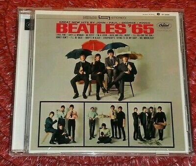 The Beatles 65' ST2228 Stereo/T2228 Mono CD!