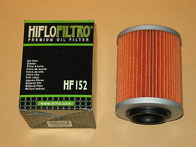 4-Pack NEW HiFlo 152 Oil Filter Can-Am Outlander Renegade 400//500//650//800//1000