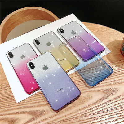 Coque pour Apple iPhone 11 Pro Max XR XS Max X 8 7 6s Plus Housse TPU Protector