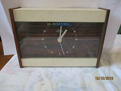 Old Diehl, Electronic Mantle Clock.