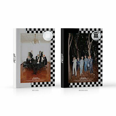 [NCT Dream] 3rd mini album 'We Boom' (BOOM Ver.), Brand New, Sealed, Un-opened