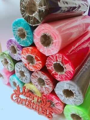 25M x 29CM LUXURY ORGANZA FABRIC ROLL FOR WEDDINGS PARTIES CHRISTMAS CHAIR BOWS