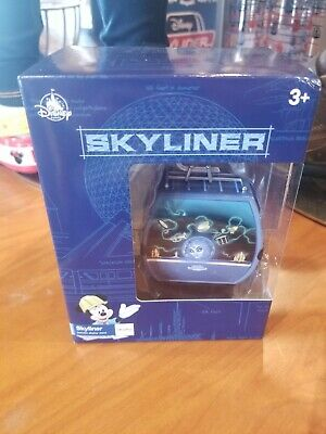 2019 Disney World Parks Skyliner Toy Haunted Mansion Brand New