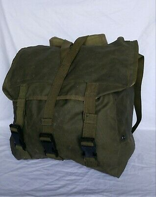 Canadian Forces NBC backpack Canada Army
