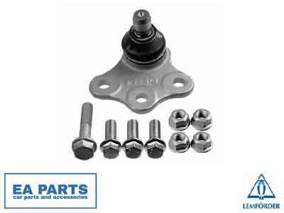 Ball Joint For Opel Vauxhall Lemförder 30477 02