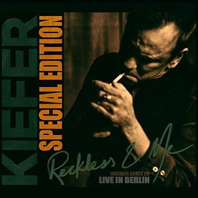 Kiefer Sutherland - Reckless And Me (NEW 2CD)