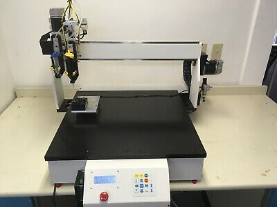 PRICE REDUCED AGAIN-Dispense Works RP 2415 Adhesive Dispensing Robot Machine