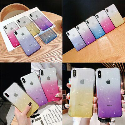 Pour Apple iPhone 11 Pro Max XR XS Max X 8 7 6s Plus Coque Housse TPU Protector