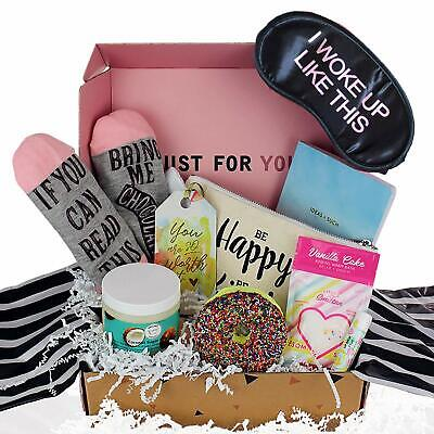 Milky Chic Special Women?s Birthday Gift Box Basket For Mom, Wife, Sister, Of