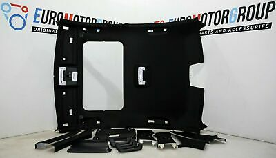 bmw Headlining Roof Ceiling lifting roof Black Anthrazit 3' F30