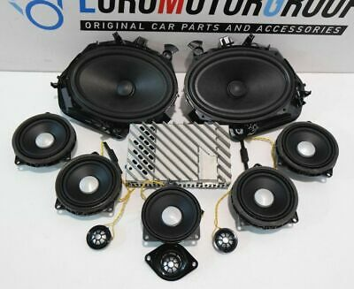 Bmw Harman Kardon Top HiFi i3 Sound System Subwoofer Amplifier Verkstarker