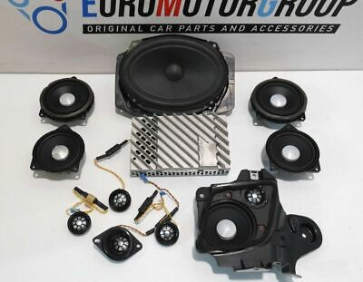 Bmw Harman Kardon Top HiFi i8 Sound System Subwoofer Amplifier Verkstarker