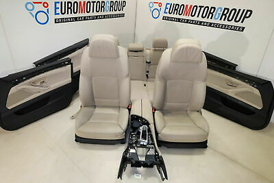 BMW F11 Leather seats Lederausstattung Sitze Leder COMFORT DAKOTA OYSTER
