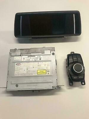 BMW Navigationssystem 9296938 Display iDrive F15 9365851