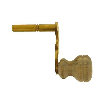 Clock Key Crank for Winding Grandfather Wall Sizes 7 8 10