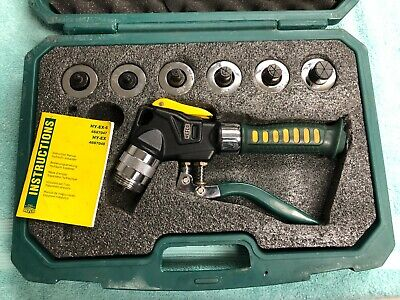 Refco HY-EX-6 Hydraulic Expander Kit 6 Heads