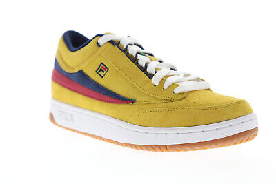 FILA BYRAM MID Chaussures Mode Sneakers Homme Cuir Suede